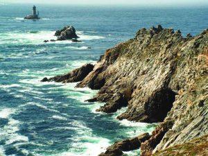 Tourisme vélo en Bretagne : la Pointe du Raz