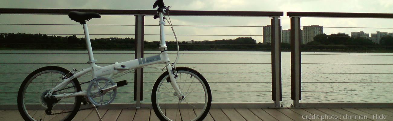 Peut-on installer un porte-bagages sur un vélo pliant?