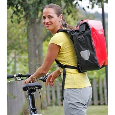 Sac à dos Ortlieb pour cyclistes