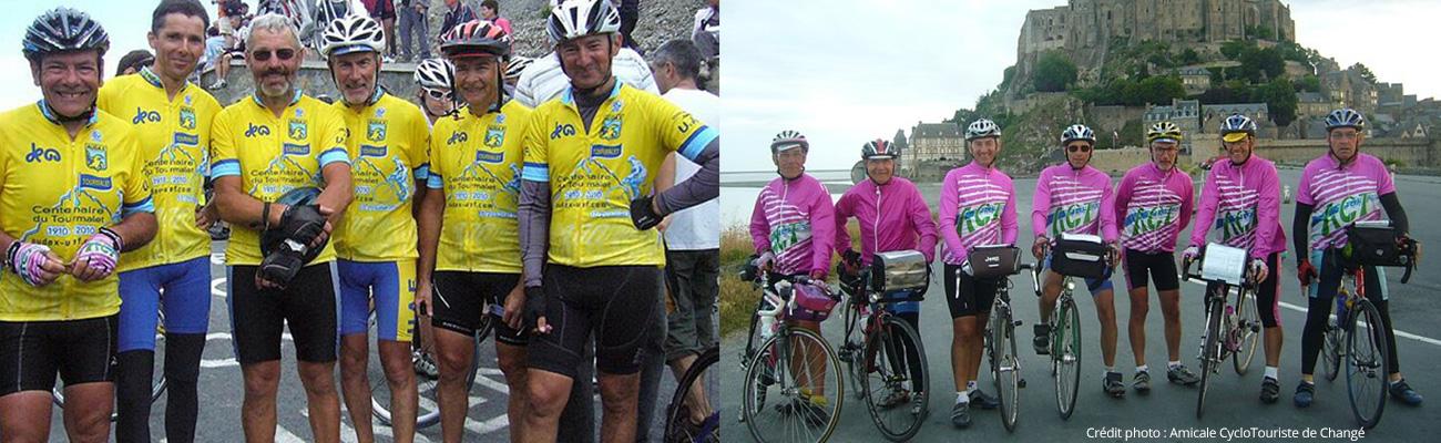 Jusqu'au Paris-Brest-Paris avec l'Amicale CycloTouriste de Changé