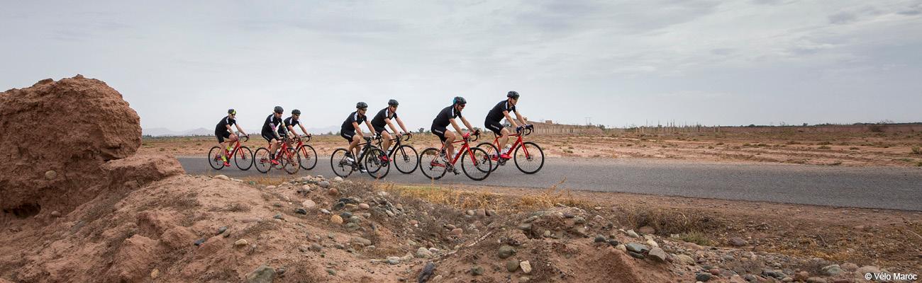 Cyclotourisme en pays berbère avec Vélo Maroc