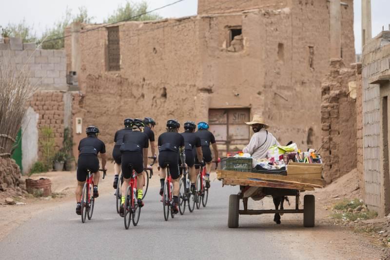 Paris-Marrakech, un voyage à vélo unique pendant 28 jours