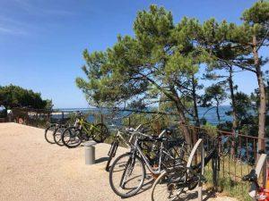 Voyages à vélo sur-mesure dans le bassin d'Aracachon