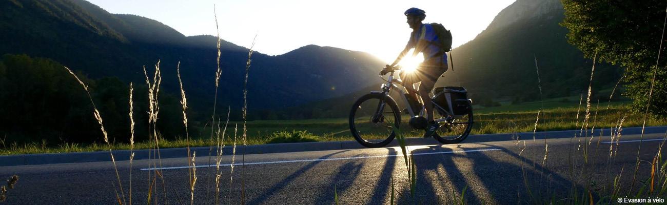 Des voyages à vélo sur-mesure et authentiques avec Evasion à vélo