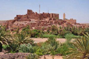 Ouarzazate, la porte du désert