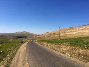 Les paysages impressionnants du plateau du Kik