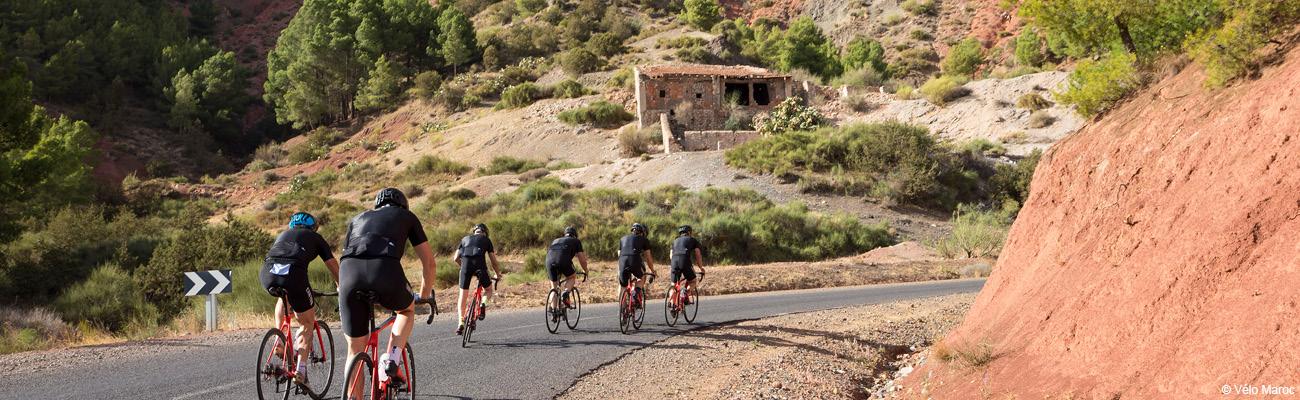 Marrakech à vélo, une destination idéale pour l'hiver