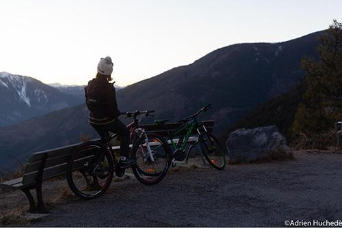 Les Stop trotteurs, deux photographes à la découverte du Canada à vélo