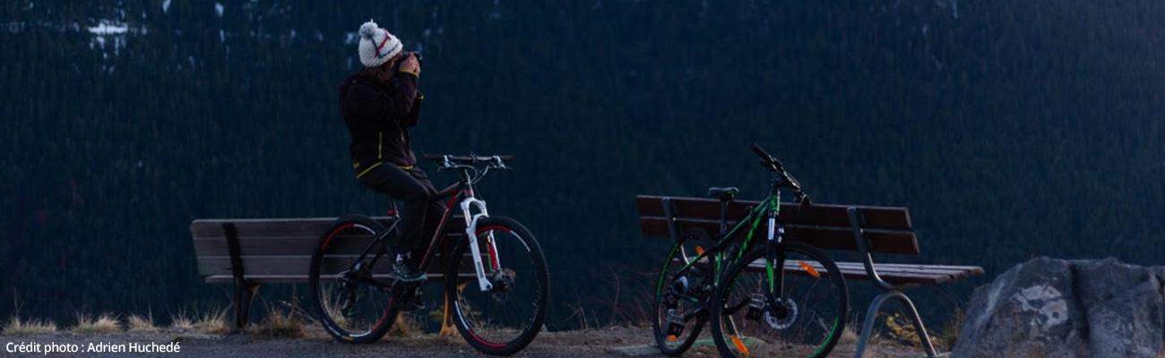 Les Stop-Trotters : la traversée du Canada à vélo par 2 photographes