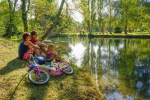 Balade familiale au bord de la Charente