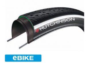 Découpe du pneu Hutchinson Haussmann ebike pour VAE