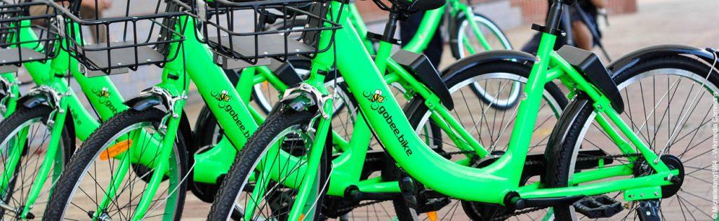 Gobee.bike, l'ex nouveau visage du VLS free-floating