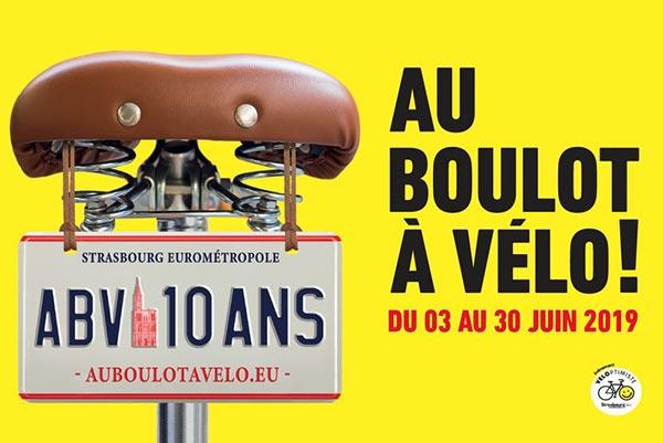 Challenge Au Boulot à Vélo 2019