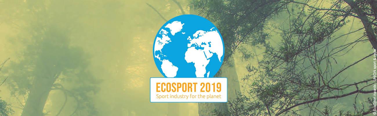 Les EcoSport Awards, des prix pour les marques respectueuses de l'environnement