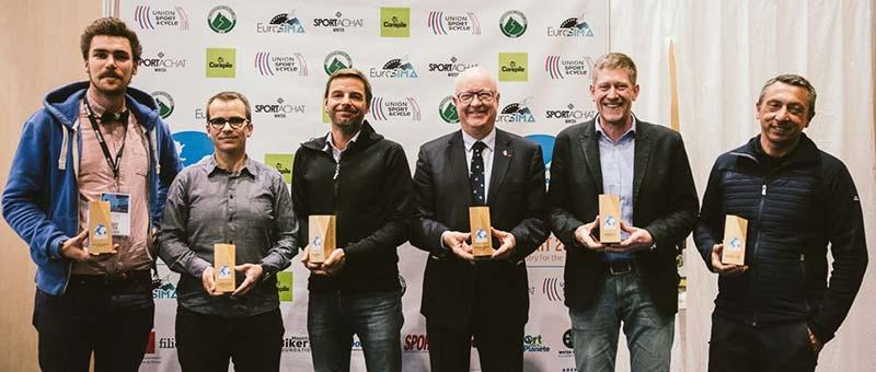 Les lauréats des EcoSport Awards 2019