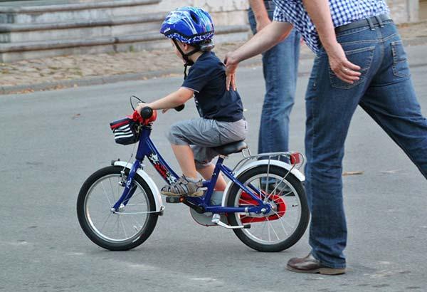 Une formation vélo pour les plus jeunes