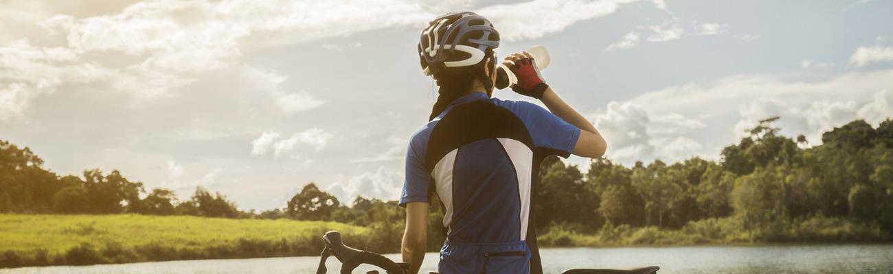 La nutrition, facteur de réussite lors d'une épreuve cycliste