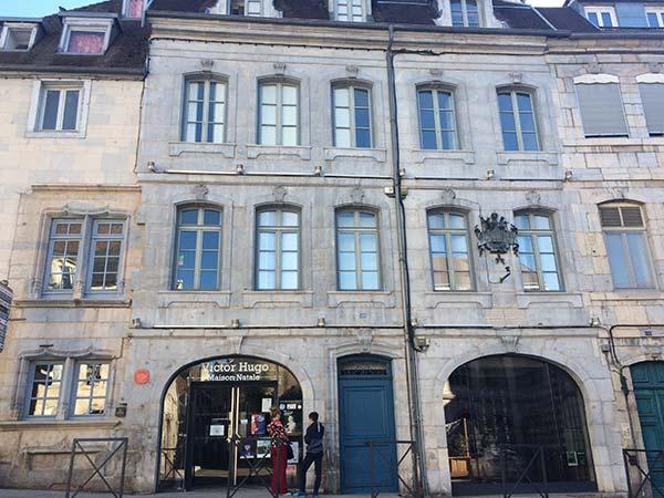 La maison natale de Victor Hugo à Besançon
