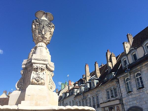 Place de la Révolution à Besançon