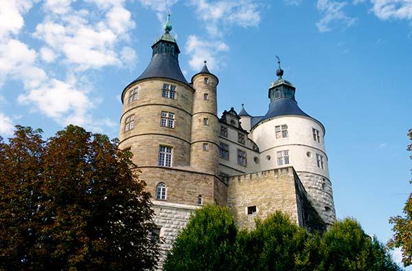 Le Château des ducs de Wurtenberg