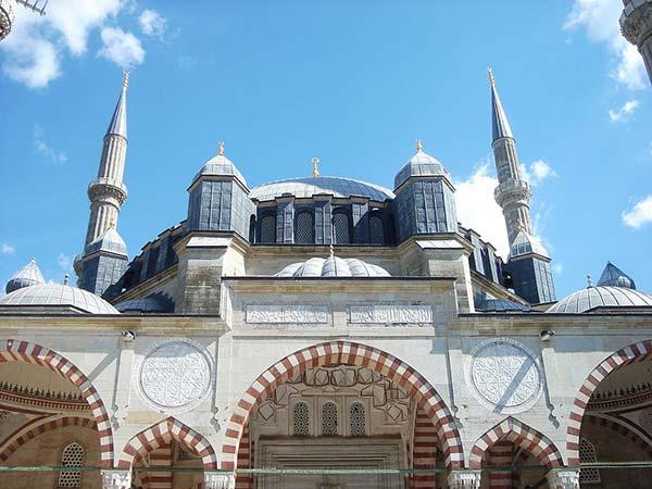 La ville d'Erdine en Turquie regorge de trésors architecturaux