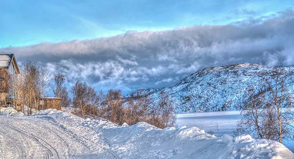 Kirkenes, l'EuroVelo 13 aux confins du cercle polaire