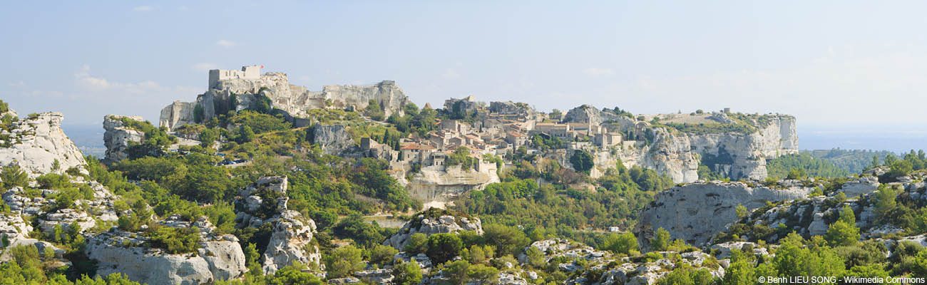 La Provence à vélo, itinéraires et idées de balades