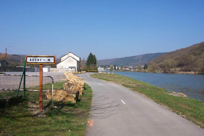 La Trans-Ardennes à Boigny-sur-Meuse