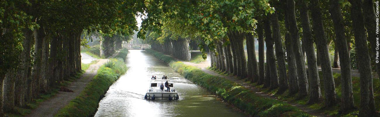 Canal des 2 Mers à vélo : de l'Atlantique à la Méditerranée