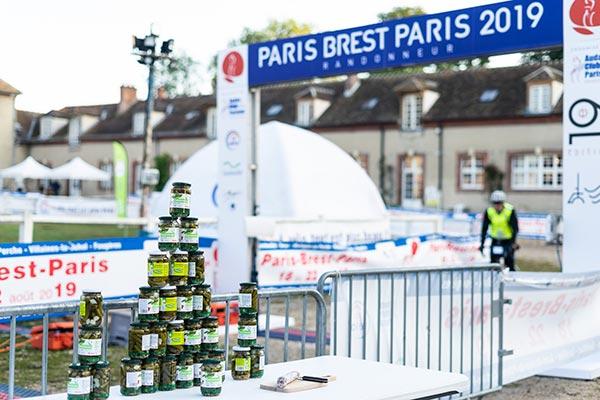 Arrivée du Paris-Brest-Paris 2019