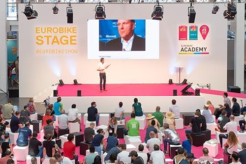Eurobike, c'est aussi des conférences