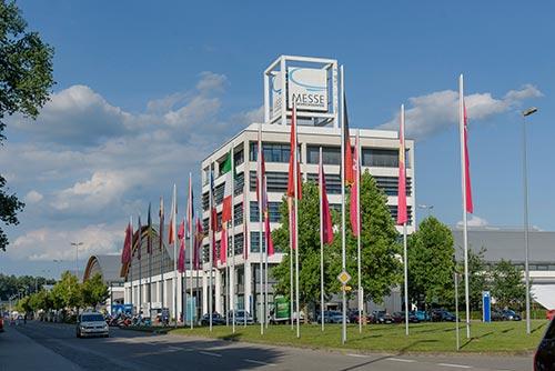 Le salon est organisé tous les ans à la Messe Friedrichshafen