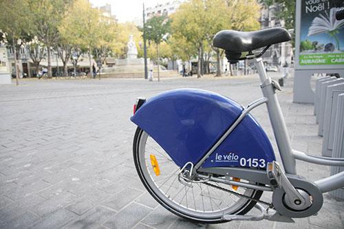Le Vélo, une des offres de mobilité en libre-service de Marseille