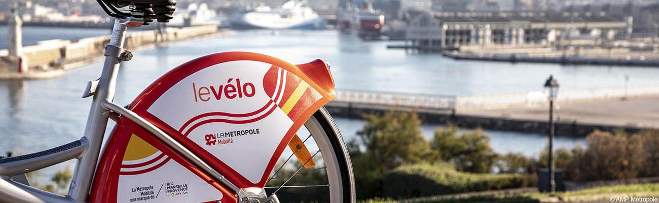Les offres de mobilité en libre-service à Marseille : Le vélo, le VLS phocéen