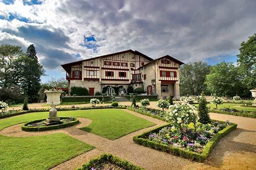 La Villa Arnaga, musée Edmond Rostand