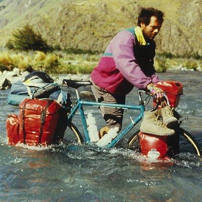 Des sacoches étanches et résistantes à l'eau