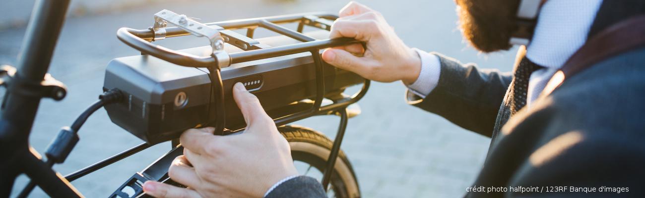 Comment charger la batterie de son vélo électrique ?
