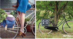 Sacoches vélo à motifs