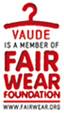 Vaude est adhérent de Fair Wear Foundation
