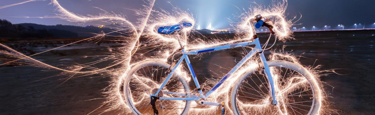 L'opération Cyclistes, Brillez ! de la FUB pour être visibles à vélo