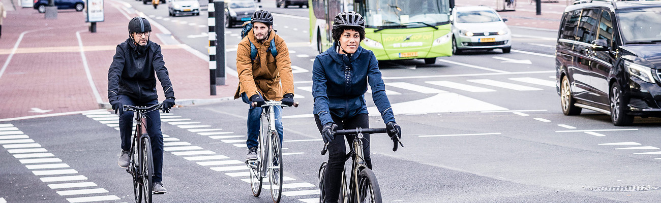 La fibre écologique des vêtements Vaude pour le vélo