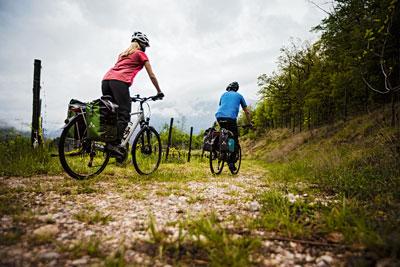sacoches cyclotourisme Vaude