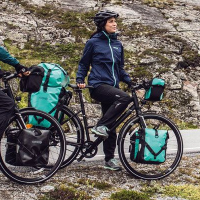Sacoches vélo Ortlieb sans PVC Free Line
