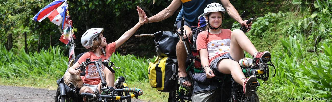 Vaude l'équipementier vélo outdoor durable, innovant et équitable