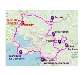 RAMDAM Tour de la métropole à vélo