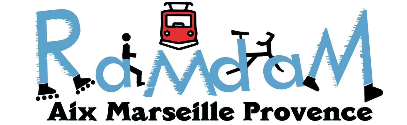 RAMDAM, le réseau d'associations vélo de la Métropole Aix-Marseille