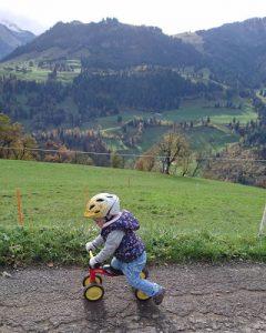 Petit porteur bébé vélo