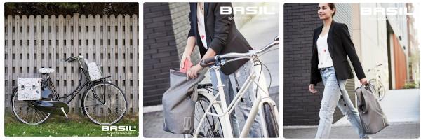 Accessoires vélo Basil - sacoches
