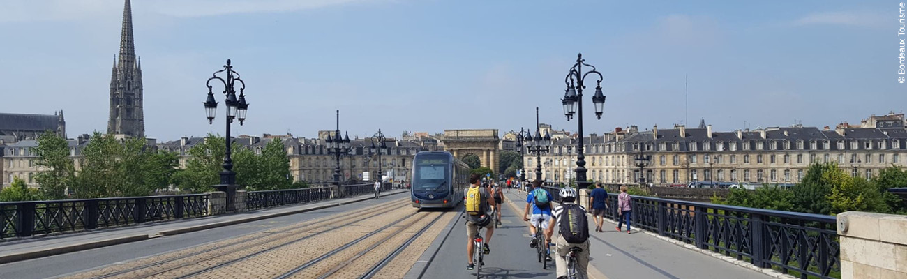 Élections municipales 2020 à Bordeaux, une place de choix pour le vélo