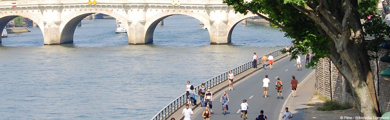 Le vélo dans la campagne des élections municipales 2020 à Paris